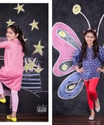 Nishat Linen Spring Collection 2015 For Kids 006
