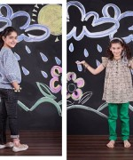 Nishat Linen Spring Collection 2015 For Kids 008
