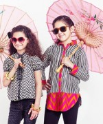 Nishat Linen Spring Collection 2015 For Kids 009