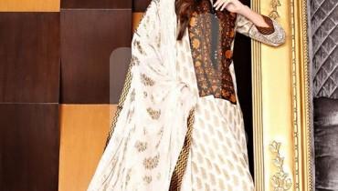 Nishat Linen Spring Summer Dresses 2015 For Women 10