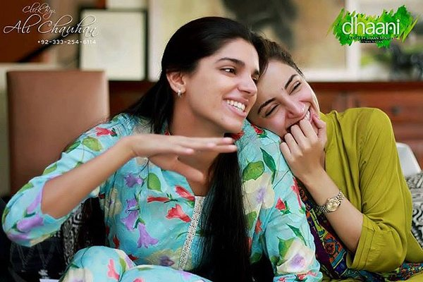 Pakistani Celebrities And Their Best Friends 007