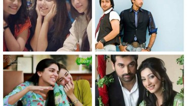 Pakistani Celebrities And Their Best Friends