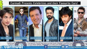 Pakistani Celebrities And Their Favorite Cars