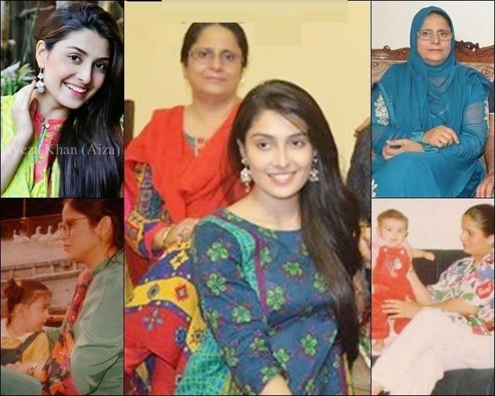 Pakistani Television Celebs