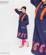 Pinkstich Winter Dresses 2015 For Women 004