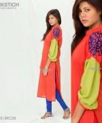 Pinkstich Winter Dresses 2015 For Women 005