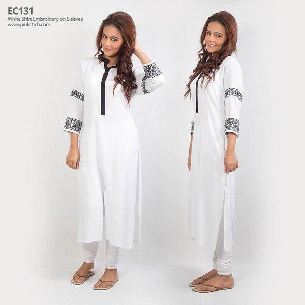 Pinkstich Winter Dresses 2015 For Women 007