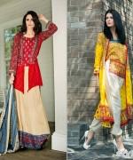 Riwaj Lawn Dresses 2015 by Shariq Textiles 1