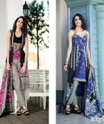 Riwaj Lawn Dresses 2015 by Shariq Textiles 14