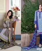 Riwaj Lawn Dresses 2015 by Shariq Textiles 5