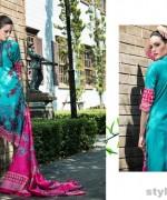 Riwaj Lawn Dresses 2015 by Shariq Textiles 7