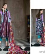 Riwaj Lawn Dresses 2015 by Shariq Textiles 8