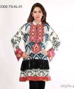 Shamaeel Ansari Spring Collection 2015 For Girls 2
