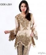 Shamaeel Ansari Spring Collection 2015 For Girls 3