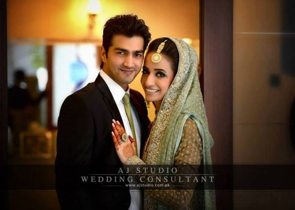 Shehzad Sheikh marriage