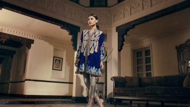 Suffuse By Sana Yasir Spring Collection 2015 For Women 001
