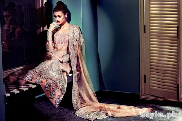 Tena Durrani Bridal Wear Dresses 2015 For Women 1