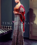 Tena Durrani Bridal Wear Dresses 2015 For Women 5