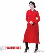 Valentine's Day Dress Ideas 2015 For Girls 2