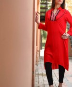 Valentine's Day Dress Ideas 2015 For Girls 3