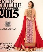 Vasim Asghar Formal Wear Dresses 2015 For Women 4