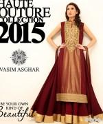 Vasim Asghar Formal Wear Dresses 2015 For Women 5