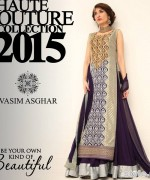 Vasim Asghar Formal Wear Dresses 2015 For Women 8