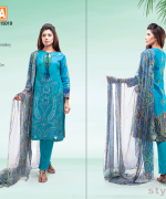Warda Designer Spring Summer Dresses 2015 For Girls 1