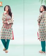 Warda Designer Spring Summer Dresses 2015 For Girls 11