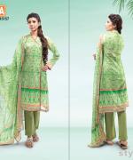 Warda Designer Spring Summer Dresses 2015 For Girls 6