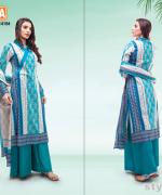 Warda Designer Spring Summer Dresses 2015 For Girls 8