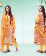 Warda Designer Spring Summer Dresses 2015 For Girls 9