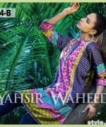 Yahsir Waheed Spring Summer Dresses 2015 For Girls 2