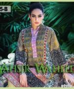 Yahsir Waheed Spring Summer Dresses 2015 For Girls 4