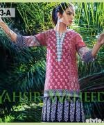 Yahsir Waheed Spring Summer Dresses 2015 For Girls 6