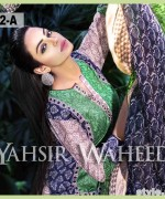 Yahsir Waheed Spring Summer Dresses 2015 For Girls 7