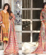Zahra Ahmad Lawn Dresses 2015 For Summer 1