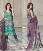 Zahra Ahmad Lawn Dresses 2015 For Summer 3