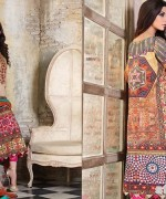 Zahra Ahmad Lawn Dresses 2015 For Summer 6