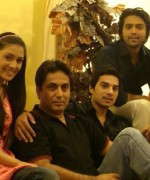 ayeza khan with friends