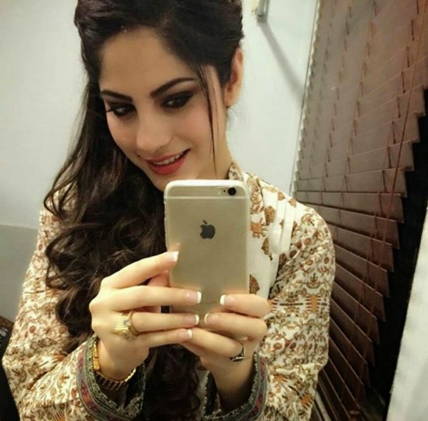 Pakistani Actress Neelam Muneer With Family-Unseen Pictures