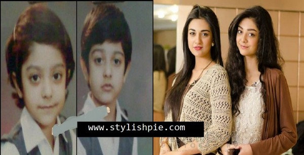 Pakistani Celebrity Siblings Then and Now