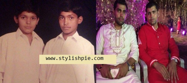 umar akmal and kamran akmalUmar Akmal And Kamran Akmal Are Brothers