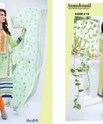 Amna Ismail Lawn Collection 2015 For Women 001
