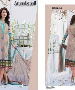 Amna Ismail Lawn Collection 2015 For Women 0014