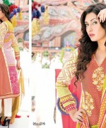 Amna Ismail Lawn Collection 2015 For Women 003