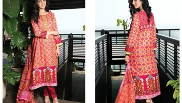 Amna Ismail Lawn Collection 2015 For Women 006