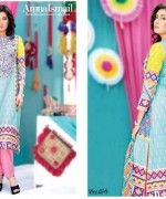 Amna Ismail Lawn Collection 2015 For Women 007