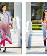 Bashir Ahmad Textiles Single Shirts Collection 2015 For Women 002
