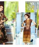 Bashir Ahmad Textiles Single Shirts Collection 2015 For Women 004
